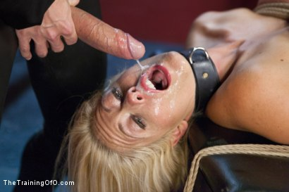 Photo number 4 from Anal MILF Training Holly Heart, Final Day shot for The Training Of O on Kink.com. Featuring Holly Heart and Owen Gray in hardcore BDSM & Fetish porn.