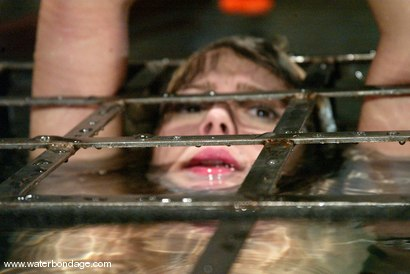 Photo number 14 from Megan Joy shot for Water Bondage on Kink.com. Featuring Megan Joy in hardcore BDSM & Fetish porn.