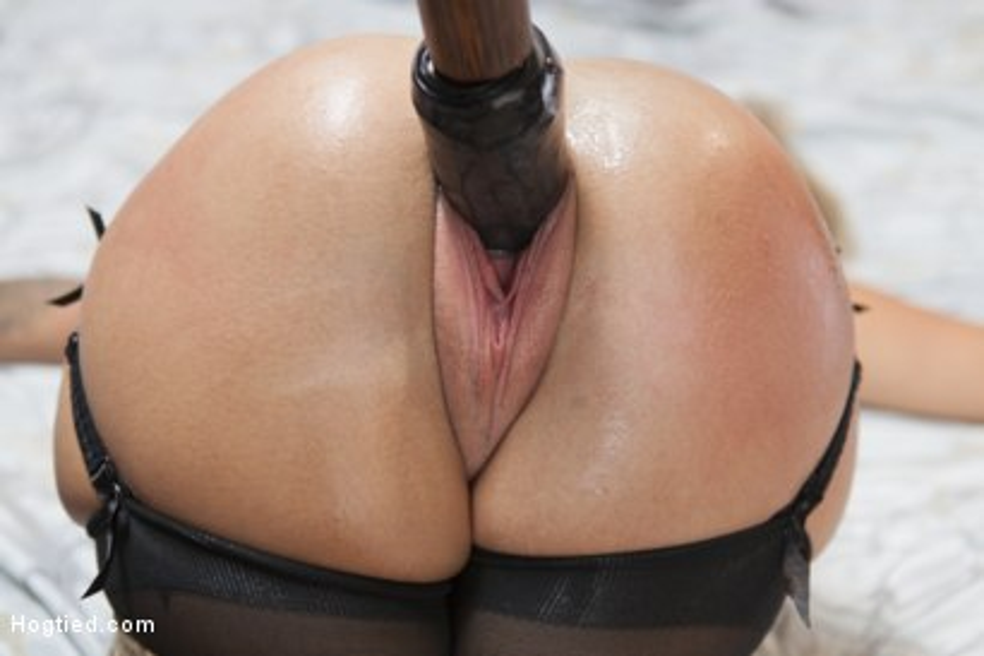 Photo number 10 from Desperate Girlfriend's Bondage Fantasy shot for Hogtied on Kink.com. Featuring Madelyn Monroe in hardcore BDSM & Fetish porn.