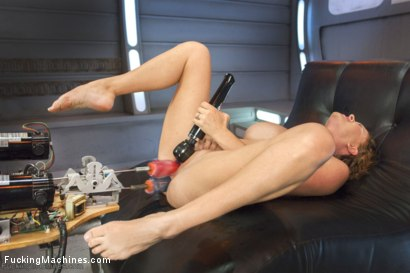 Photo number 15 from Krissy Lynn Double's DOWN - ALL DP MACHINE ACTION shot for Fucking Machines on Kink.com. Featuring Krissy Lynn in hardcore BDSM & Fetish porn.