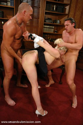 Photo number 6 from Mark Davis, Joey Ray and Lorelei Lee shot for Sex And Submission on Kink.com. Featuring Mark Davis, Joey Ray and Lorelei Lee in hardcore BDSM & Fetish porn.