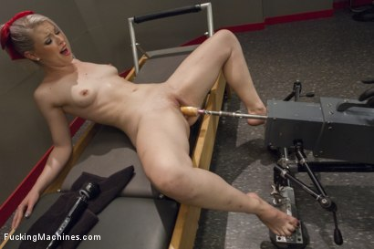 Photo number 12 from Ella is so Fine Tied up & Fucked By Machines She SQUIRTS UNEXPECTEDLY! shot for Fucking Machines on Kink.com. Featuring Ella Nova in hardcore BDSM & Fetish porn.