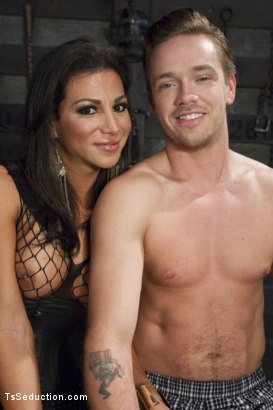 Photo number 15 from First Wives' Club: The Punishment of an Unfaithful Husband Series shot for TS Seduction on Kink.com. Featuring Jaquelin Braxton and Lucas Knight in hardcore BDSM & Fetish porn.