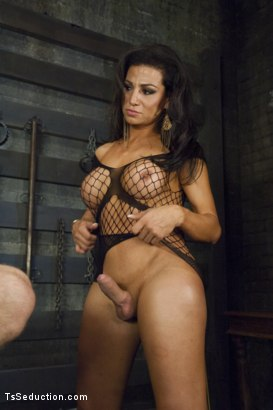 Photo number 2 from First Wives' Club: The Punishment of an Unfaithful Husband Series shot for TS Seduction on Kink.com. Featuring Jaquelin Braxton and Lucas Knight in hardcore BDSM & Fetish porn.