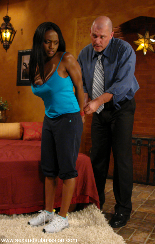 Mark Davis and Jada Fire