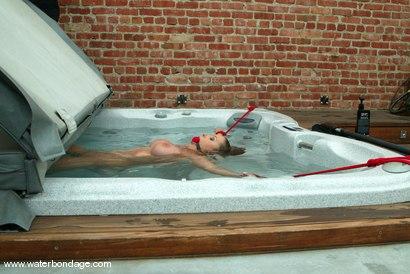 Photo number 1 from Christina Carter shot for Water Bondage on Kink.com. Featuring Christina Carter in hardcore BDSM & Fetish porn.