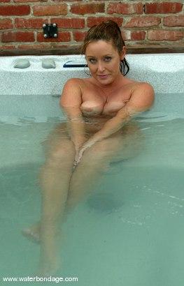 Photo number 15 from Christina Carter shot for Water Bondage on Kink.com. Featuring Christina Carter in hardcore BDSM & Fetish porn.