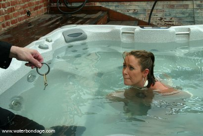 Photo number 13 from Christina Carter shot for Water Bondage on Kink.com. Featuring Christina Carter in hardcore BDSM & Fetish porn.