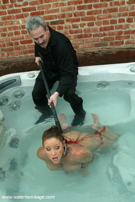 Photo number 5 from Christina Carter shot for Water Bondage on Kink.com. Featuring Christina Carter in hardcore BDSM & Fetish porn.