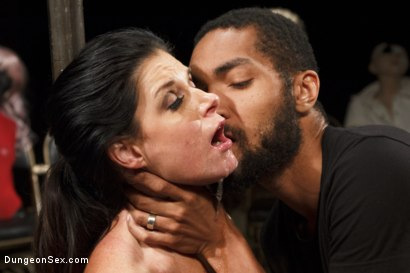 Photo number 11 from Twisted Fuck shot for Dungeon Sex on Kink.com. Featuring India Summer and Mickey Mod in hardcore BDSM & Fetish porn.