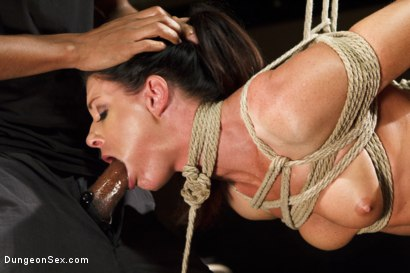 Photo number 8 from Twisted Fuck shot for Dungeon Sex on Kink.com. Featuring India Summer and Mickey Mod in hardcore BDSM & Fetish porn.