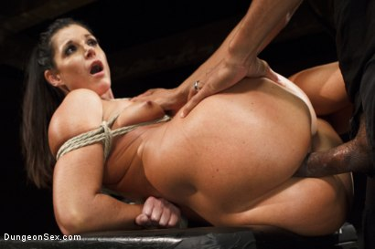 Photo number 9 from Twisted Fuck shot for Dungeon Sex on Kink.com. Featuring India Summer and Mickey Mod in hardcore BDSM & Fetish porn.