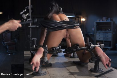 Photo number 6 from The Return of India Summer shot for Device Bondage on Kink.com. Featuring India Summer in hardcore BDSM & Fetish porn.