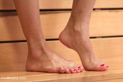 Photo number 14 from Sweaty Sauna Feet Fuck shot for Foot Worship on Kink.com. Featuring Missy Minks and Emma Haize in hardcore BDSM & Fetish porn.
