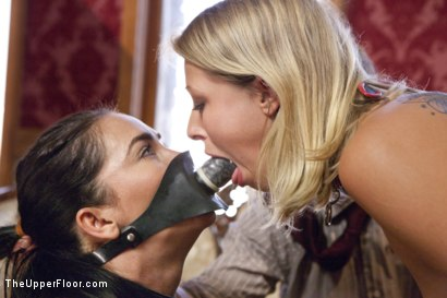 Photo number 10 from Punishing Zoey shot for The Upper Floor on Kink.com. Featuring Bianca Breeze, Bill Bailey and Zoey Monroe in hardcore BDSM & Fetish porn.