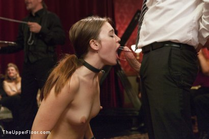 Photo number 4 from Sarah Shevon's Return and Jodi Taylor's Initiation shot for The Upper Floor on Kink.com. Featuring Jodi Taylor, Sarah Shevon and John Strong in hardcore BDSM & Fetish porn.
