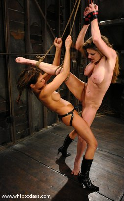 Photo number 14 from Kayla Paige and Tory Lane shot for Whipped Ass on Kink.com. Featuring Kayla Paige and Tory Lane in hardcore BDSM & Fetish porn.