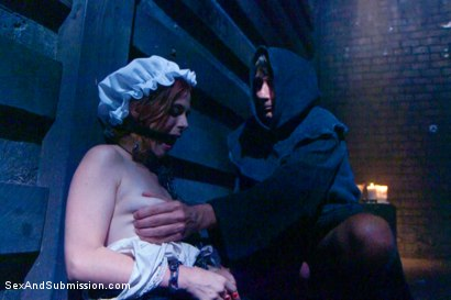 Photo number 1 from The Adulteress shot for Sex And Submission on Kink.com. Featuring Steve Holmes and Penny Pax in hardcore BDSM & Fetish porn.