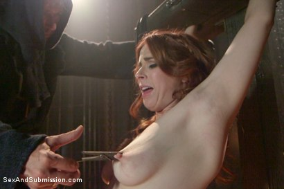 Photo number 3 from The Adulteress shot for Sex And Submission on Kink.com. Featuring Steve Holmes and Penny Pax in hardcore BDSM & Fetish porn.
