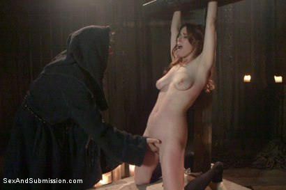 Photo number 4 from The Adulteress shot for Sex And Submission on Kink.com. Featuring Steve Holmes and Penny Pax in hardcore BDSM & Fetish porn.