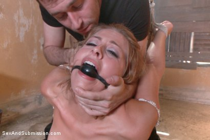 Photo number 11 from Blackmail, Bondage and Butt Sex shot for Sex And Submission on Kink.com. Featuring Zoey Monroe and James Deen in hardcore BDSM & Fetish porn.