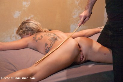 Photo number 12 from Blackmail, Bondage and Butt Sex shot for Sex And Submission on Kink.com. Featuring Zoey Monroe and James Deen in hardcore BDSM & Fetish porn.