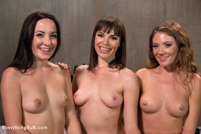 Photo number 15 from Fresh Meat Anal Sluts shot for Everything Butt on Kink.com. Featuring Dana DeArmond, Kendall and Marley Blaze in hardcore BDSM & Fetish porn.