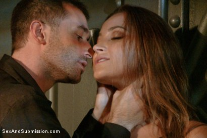Photo number 5 from The Heist: Dani Daniels Thrilling BDSM Movie shot for Sex And Submission on Kink.com. Featuring James Deen and Dani Daniels in hardcore BDSM & Fetish porn.