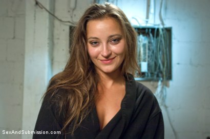 Photo number 15 from The Heist: Dani Daniels Thrilling BDSM Movie shot for Sex And Submission on Kink.com. Featuring James Deen and Dani Daniels in hardcore BDSM & Fetish porn.