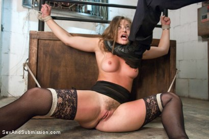 Photo number 7 from The Heist: Dani Daniels Thrilling BDSM Movie shot for Sex And Submission on Kink.com. Featuring James Deen and Dani Daniels in hardcore BDSM & Fetish porn.