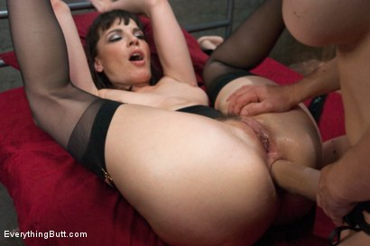 Photo number 12 from Butt Sluts: Krissy and Dana shot for Everything Butt on Kink.com. Featuring Krissy Lynn and Dana DeArmond in hardcore BDSM & Fetish porn.