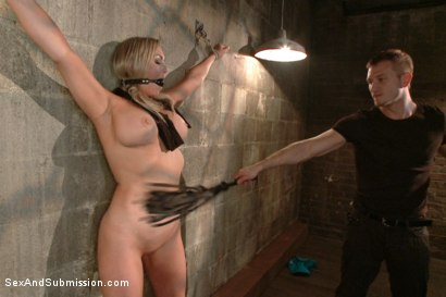 Photo number 4 from The Restless Whore shot for Sex And Submission on Kink.com. Featuring Bill Bailey and Abbey Brooks in hardcore BDSM & Fetish porn.