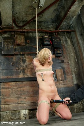 Photo number 4 from Jolene shot for Hogtied on Kink.com. Featuring Jolene in hardcore BDSM & Fetish porn.