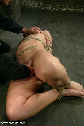 Photo number 2 from Jolene shot for Hogtied on Kink.com. Featuring Jolene in hardcore BDSM & Fetish porn.