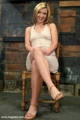 Photo number 1 from Jolene shot for Hogtied on Kink.com. Featuring Jolene in hardcore BDSM & Fetish porn.