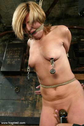 Photo number 8 from Jolene shot for Hogtied on Kink.com. Featuring Jolene in hardcore BDSM & Fetish porn.