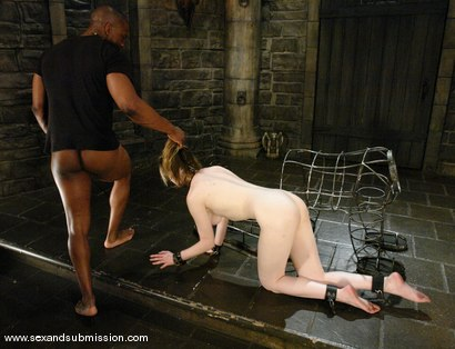 Photo number 5 from JR Langdon and Haley Scott shot for Sex And Submission on Kink.com. Featuring JR Langdon and Haley Scott in hardcore BDSM & Fetish porn.