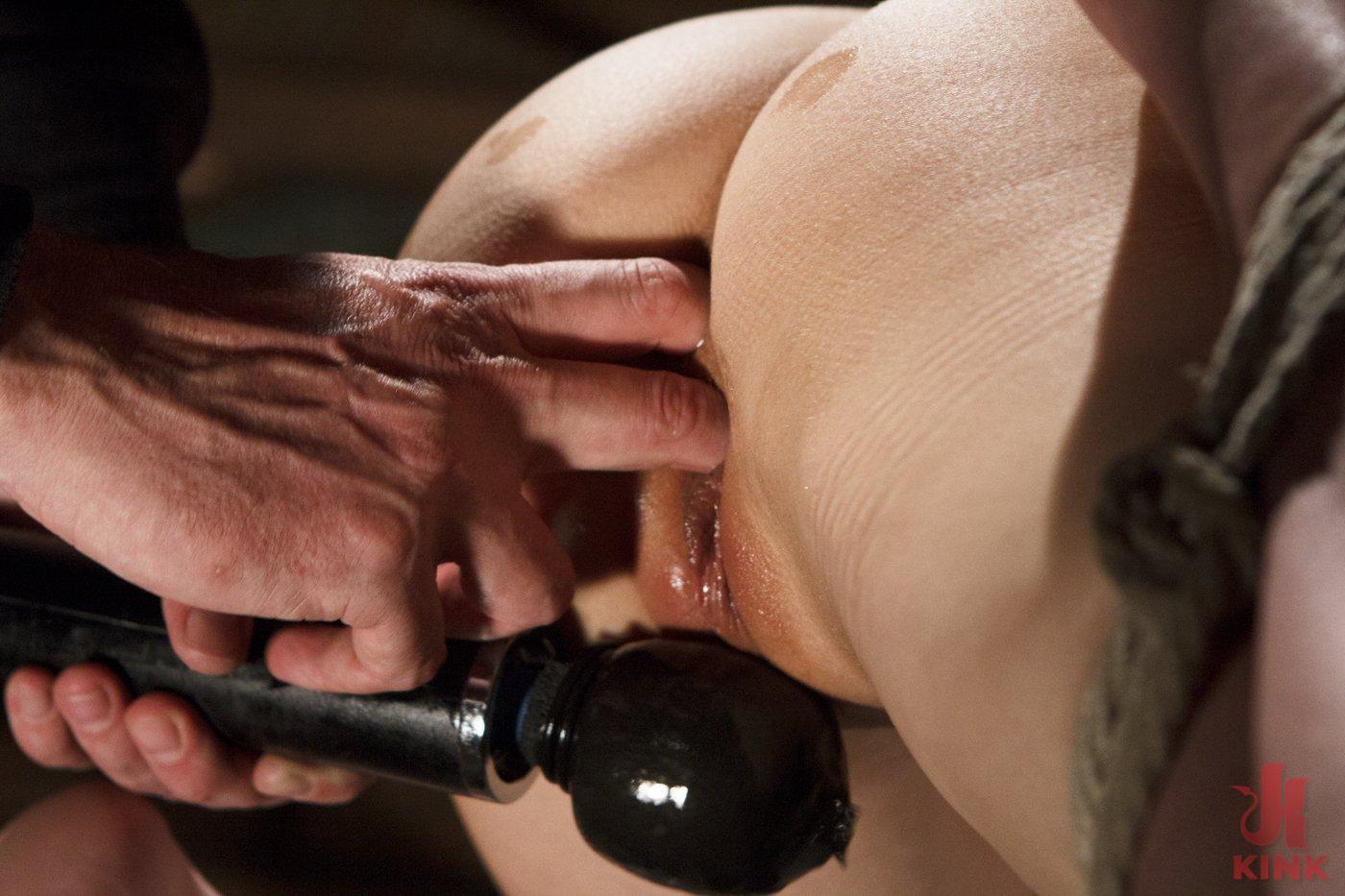 Photo number 1 from Grueling Bondage shot for Sadistic Rope on Kink.com. Featuring Casey Calvert in hardcore BDSM & Fetish porn.