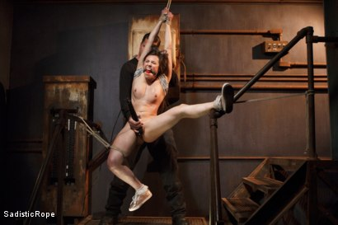 Photo number 6 from Grueling Bondage shot for Sadistic Rope on Kink.com. Featuring Casey Calvert in hardcore BDSM & Fetish porn.