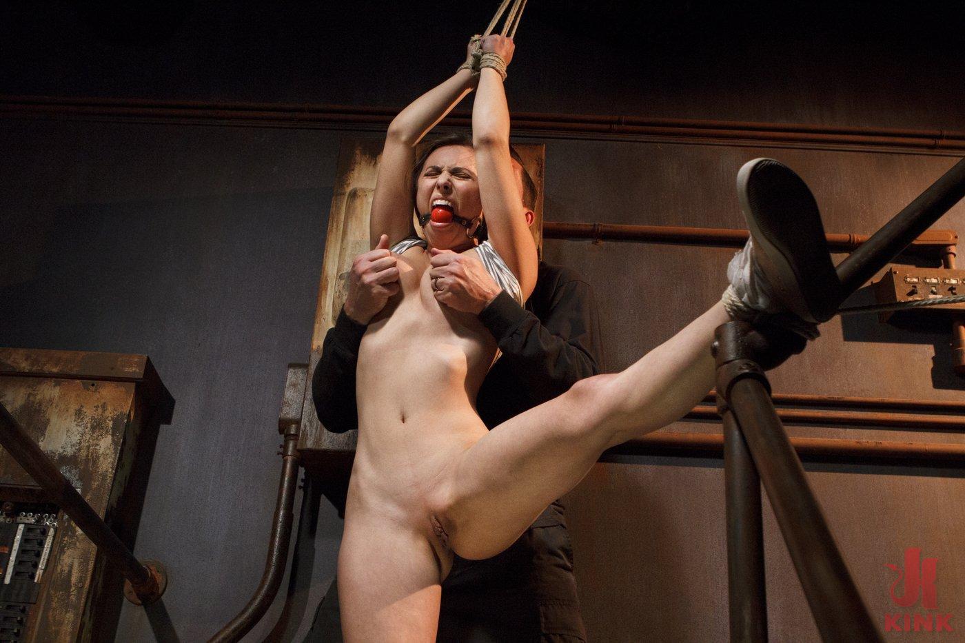 Photo number 8 from Grueling Bondage shot for Sadistic Rope on Kink.com. Featuring Casey Calvert in hardcore BDSM & Fetish porn.