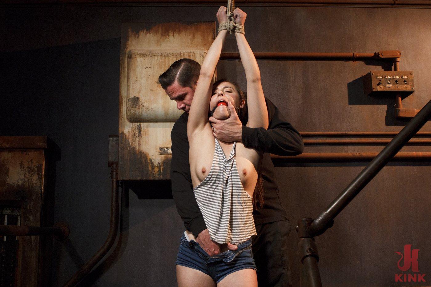Photo number 9 from Grueling Bondage shot for Sadistic Rope on Kink.com. Featuring Casey Calvert in hardcore BDSM & Fetish porn.