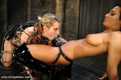 Photo number 7 from Harmony and Sandra Romain shot for Whipped Ass on Kink.com. Featuring Harmony and Sandra Romain in hardcore BDSM & Fetish porn.