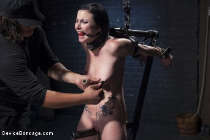 Photo number 4 from Ask, and you shall recieve shot for Device Bondage on Kink.com. Featuring Orlando and Veruca James in hardcore BDSM & Fetish porn.