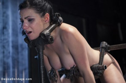 Photo number 16 from Ask, and you shall recieve shot for Device Bondage on Kink.com. Featuring Orlando and Veruca James in hardcore BDSM & Fetish porn.