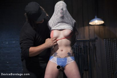 Photo number 2 from Ask, and you shall recieve shot for Device Bondage on Kink.com. Featuring Orlando and Veruca James in hardcore BDSM & Fetish porn.