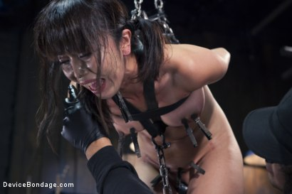 Photo number 3 from No Escape   shot for Device Bondage on Kink.com. Featuring Marica Hase and Orlando in hardcore BDSM & Fetish porn.