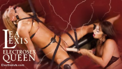 Photo number 21 from Lea Lexis: Electrosex Queen shot for Electro Sluts on Kink.com. Featuring Carter Cruise and Lea Lexis in hardcore BDSM & Fetish porn.