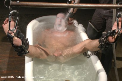 Photo number 12 from The Destruction of Dylan Knight shot for 30 Minutes of Torment on Kink.com. Featuring Dylan Knight in hardcore BDSM & Fetish porn.