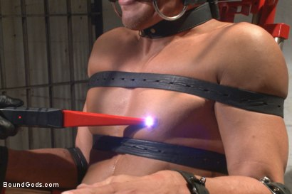 Photo number 12 from Officer Maguire beats and fucks a stud for littering shot for Bound Gods on Kink.com. Featuring Connor Maguire and Alexander Gustavo in hardcore BDSM & Fetish porn.