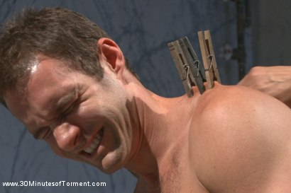 Photo number 11 from Cameron Kincade's Excruciating Ass Challenge shot for 30 Minutes of Torment on Kink.com. Featuring Cameron Kincade in hardcore BDSM & Fetish porn.